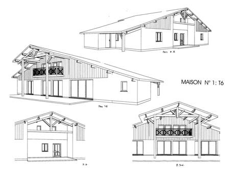 Michel Jarthon Architecte Dplg Maisons